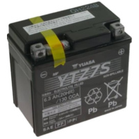 battery Yuasa Gel YTZ7S WET MF maintenance free YS36193