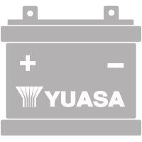 battery Yuasa 6N2A-2C w/o acid pack YS36264